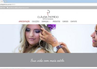 Cláudia Patrício Instituto de Beleza