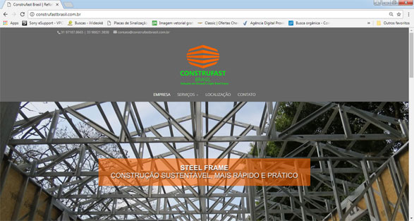 Construfast Brasil – Soluções em Drywall e Light Steel Frame