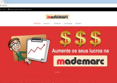 Mademarc – Madeiras, Ferragens e Cortes Especiais em MDF