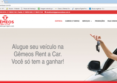 Gêmeos Rent a Car